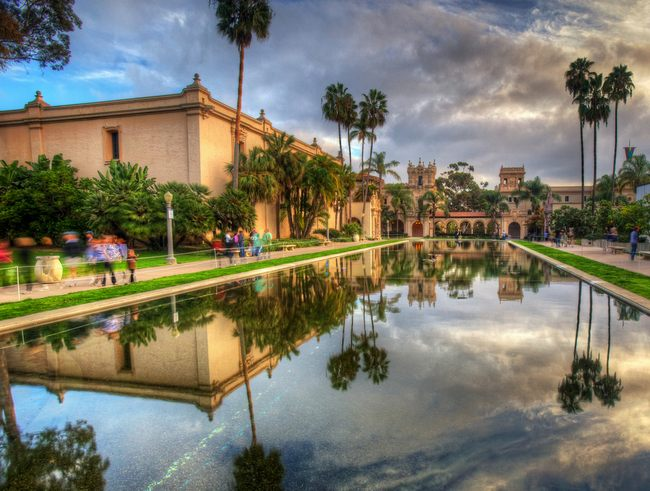 San Diego Balboa Park 2