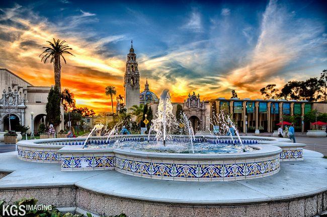 San Diego Balboa Park 3