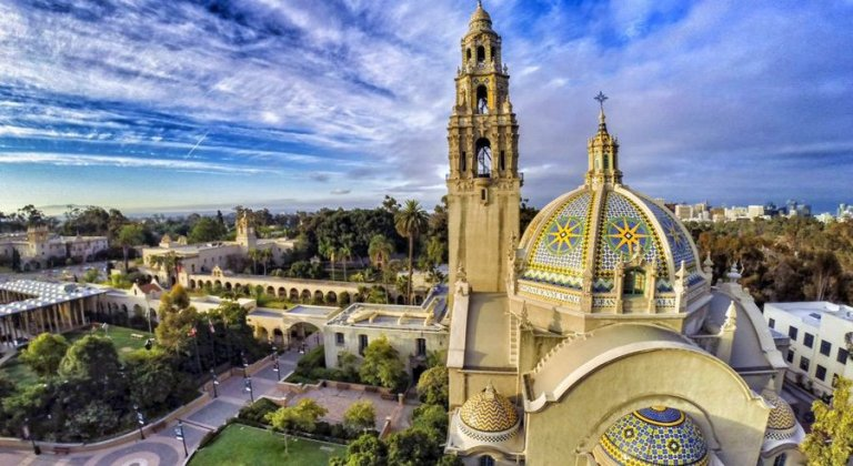 San Diego Balboa Park 1