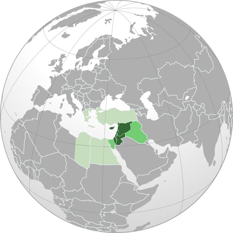 Levant Region