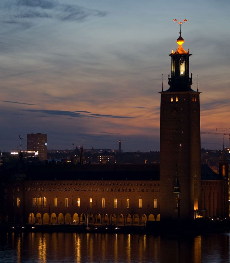 Stockholm Stadhus 8
