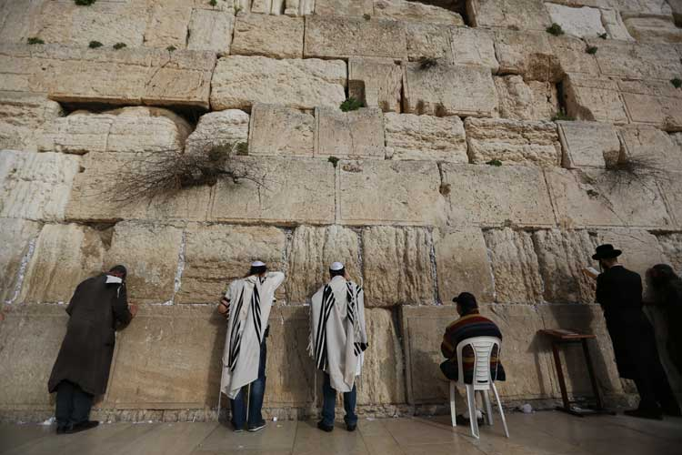 Jerusalem Western Wall 2